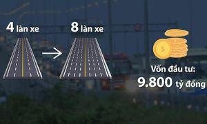Vì sao phải mở rộng cao tốc TP HCM - Long Thành?