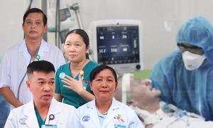 100 ngày giành giật sự sống cho bệnh nhân phi công