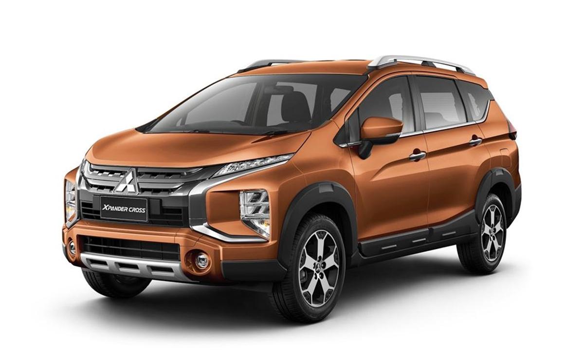 Mitsubishi Xpander Cross ra mắt thị trường Indonexia
