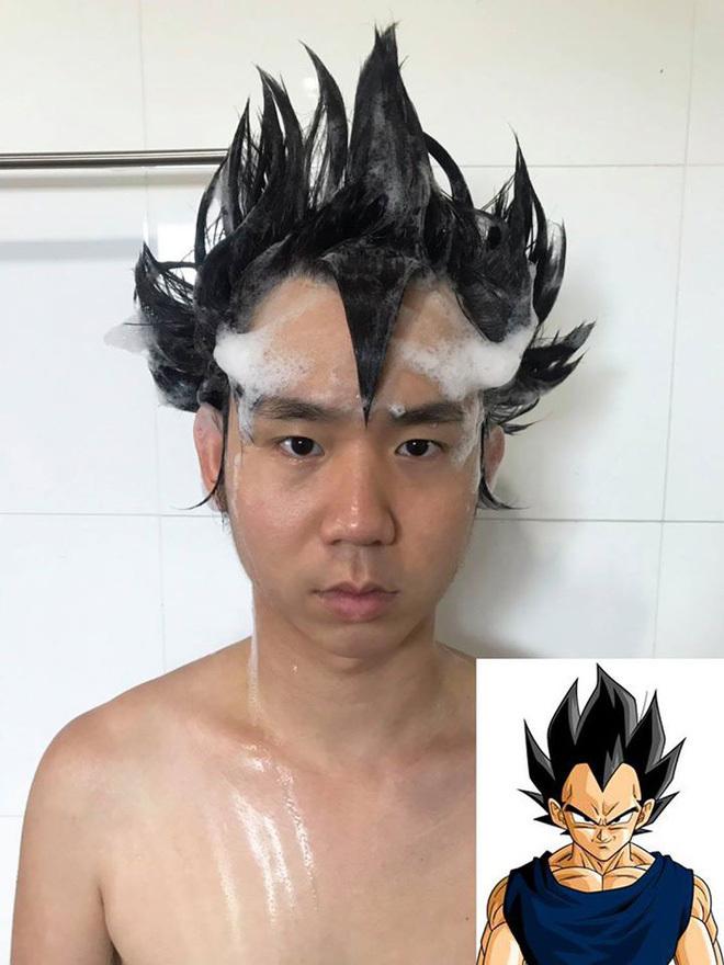 Thanh niên Thái cosplay nhân vật hoạt hình khi đi tắm - 2