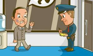 Manh mối nào lật tẩy lời nói dối của kẻ bị cướp?