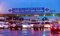 Cao tốc TP HCM - Long Thành mở 10 làn vẫn tắc