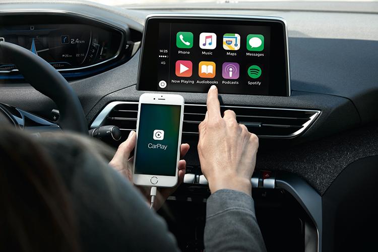 Khả năng kết nối đa dạng với smartphone.