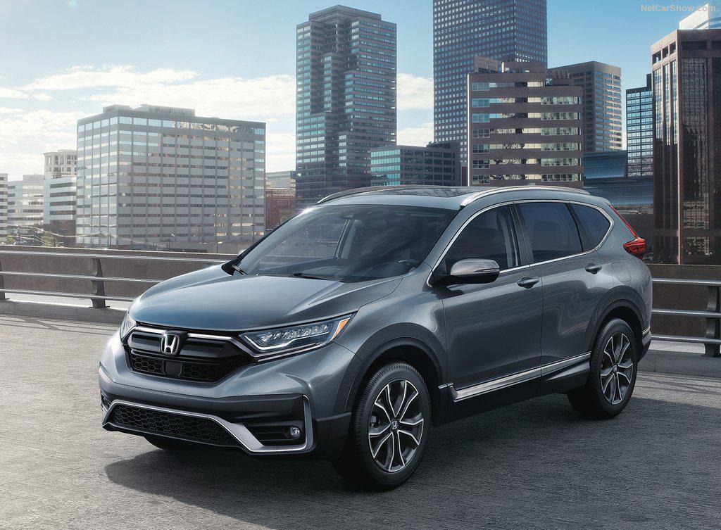CR-V với ngoại hình mới Ảnh: Honda