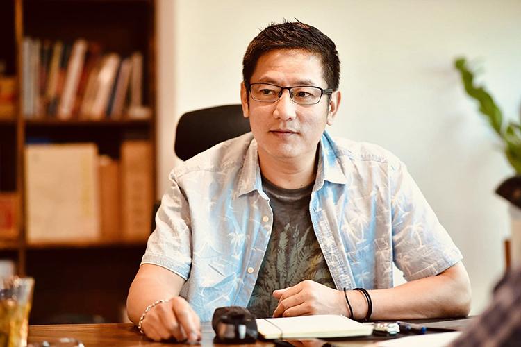 Ông Hoàng Hà, tân Phó Tổng giám đốc Kinh doanh - Marketing Xe máy điện VinFast.