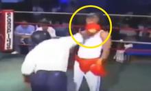 Võ sĩ bị knock-out vì coi thường khán giả