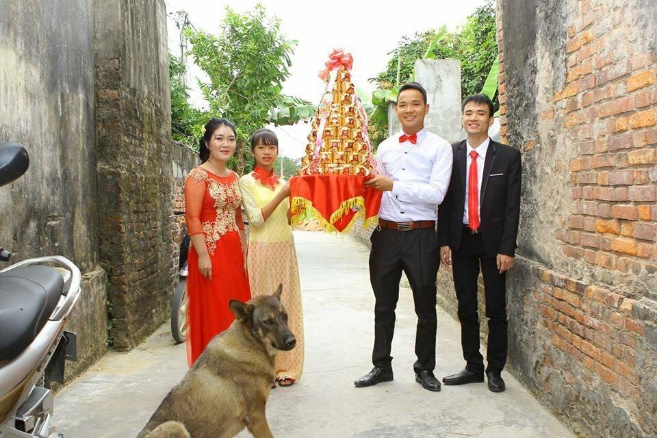 Những khoảnh khắc phá đám ảnh cưới của chó cưng - 4