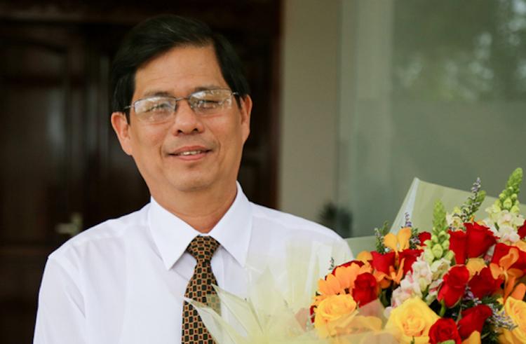 Ông Nguyễn Tấn Tuân, Chủ tịch tỉnh Khánh Hòa. Ảnh:Xuân Ngọc.