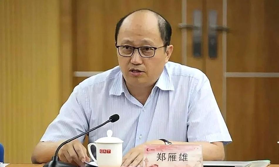 Trịnh Nhạn Hùng, giám đốc Văn phòng Bảo vệ An ninh Quốc gia Hong Kong. Ảnh: SCMP.