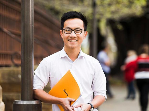 Huỳnh Nhật Hoàng, Cử nhân Kỹ thuật chuyên ngành Hóa Dược
