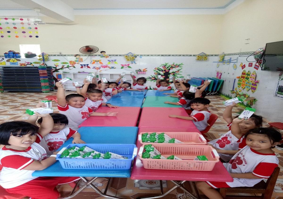 Sữa học đường năng lượng của trẻ thơ - 2