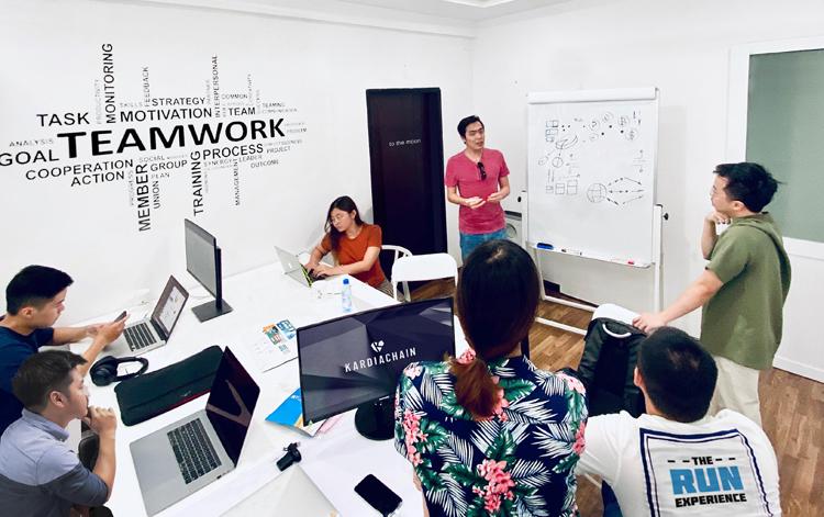 KardiaChain sẽ khởi động đào tạo tại FUNiX với 100 suất học bổng Nhập môn Blockchain.