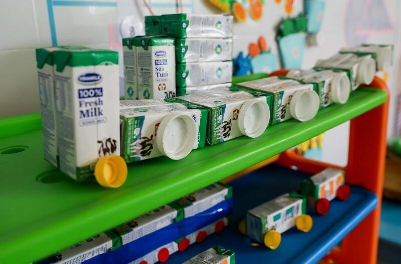 Sữa học đường năng lượng của trẻ thơ - 6