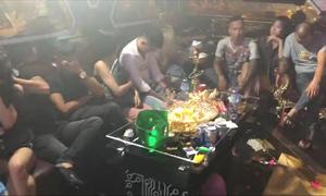 Quán karaoke tổ chức tiệc sinh nhật ma tuý