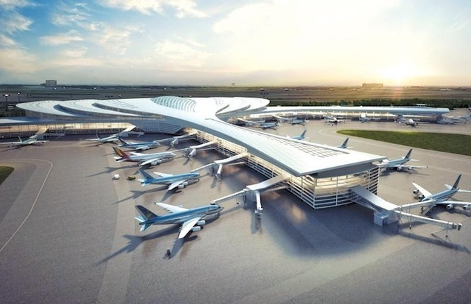 Sân bay Long Thành dự kiến khởi công quý II/2021 - VnExpress