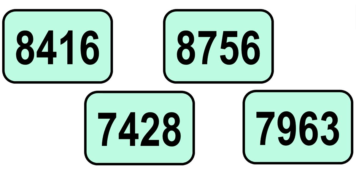 Thử thách suy luận với năm câu đố IQ - 8