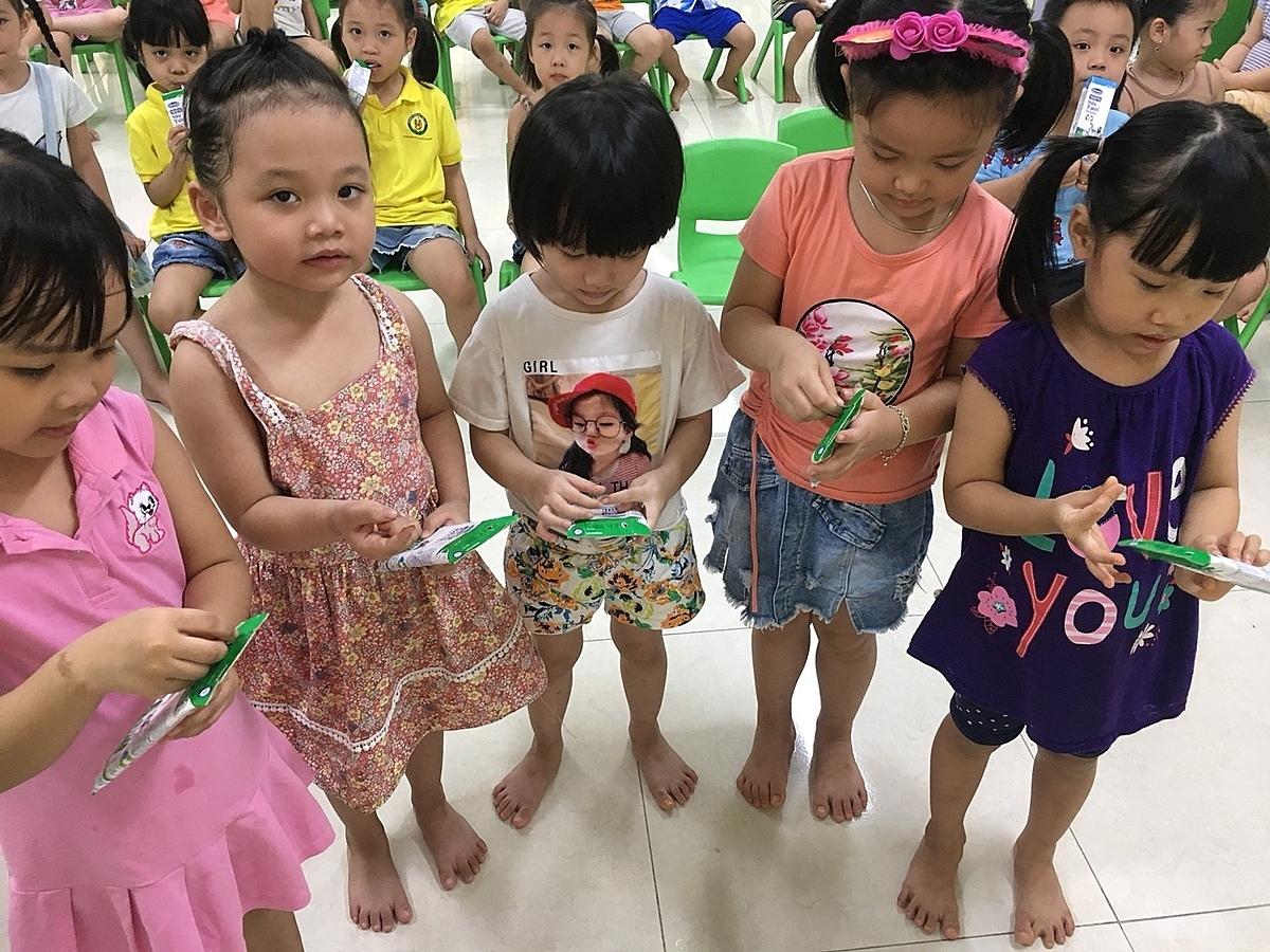 Sữa học đường tiếp sức giấc mơ cho trẻ - 8