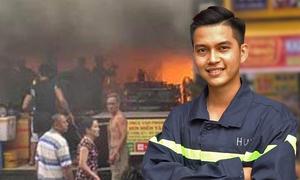 Cảnh sát trẻ cứu 7 người nhờ đi làm sớm