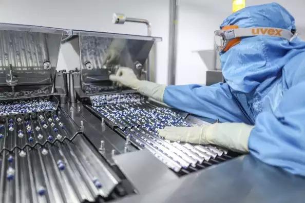 Panacea Biotec đang trong giai đoạn chuẩn bị nguồn lực sản xuất để sẵn sàng cho ra 1 tỷ liều vaccine Covid-19 tiềm năng vào năm 2022. Ảnh: India Times.