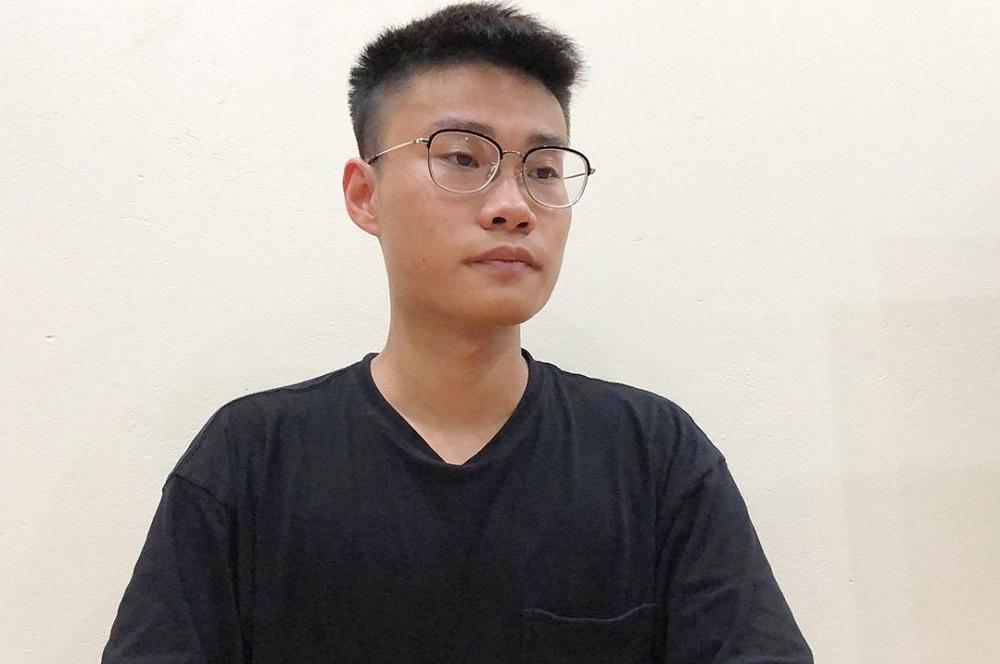 Đỗ Đức Huy hiện là sinh viên năm nhất Đại học bang Missouri. Ảnh: Nhân vật cung cấp.
