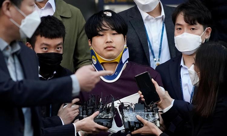 Cho Ju-bin, chủ mưu phòng chat thứ N. Ảnh: Reuters.