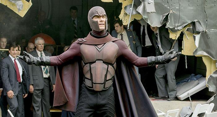 Fassbender trong vai Magneto của series X-Men. Ảnh: Marvel Studio