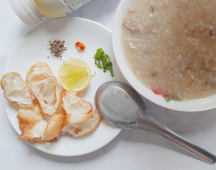 Bữa ăn sáng đơn giản, dễ làm  - 6