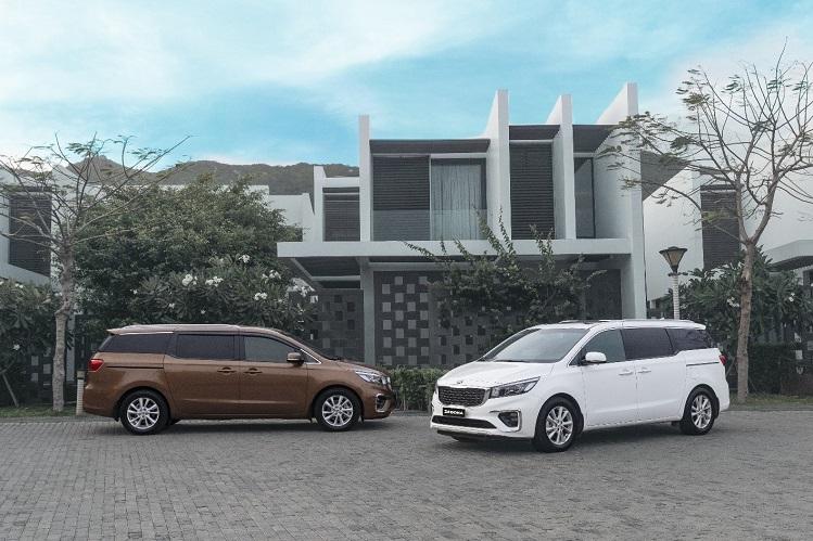 Mẫu xe Kia Sedona đang có mức giảm giá lên đến 60 triệu đồng. Thông tin chi tiết liên hệ showroom, đại lý Kia trên toàn quốc hoặc gọi hotline: 1900545591.