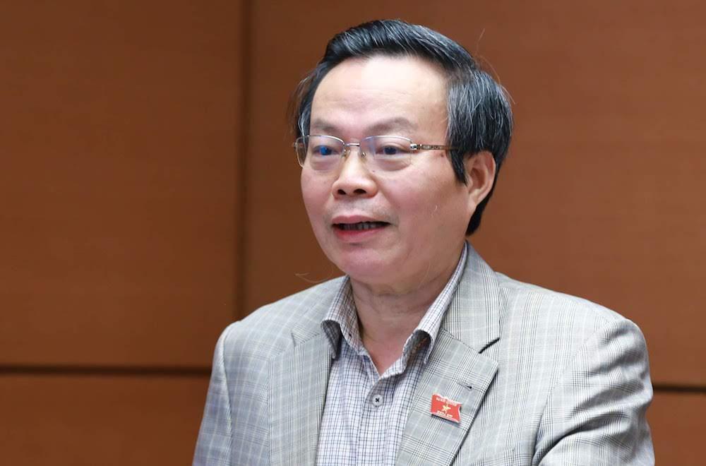 Phó chủ tịch Quốc hội Phùng Quốc Hiển. Ảnh: Hoàng Phong