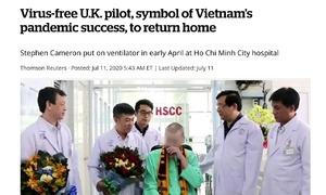 Truyền thông quốc tế ca ngợi Việt Nam chống dịch