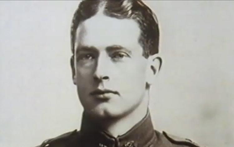 Archibald Christie vào năm 1915. Ảnh: English Heritage.