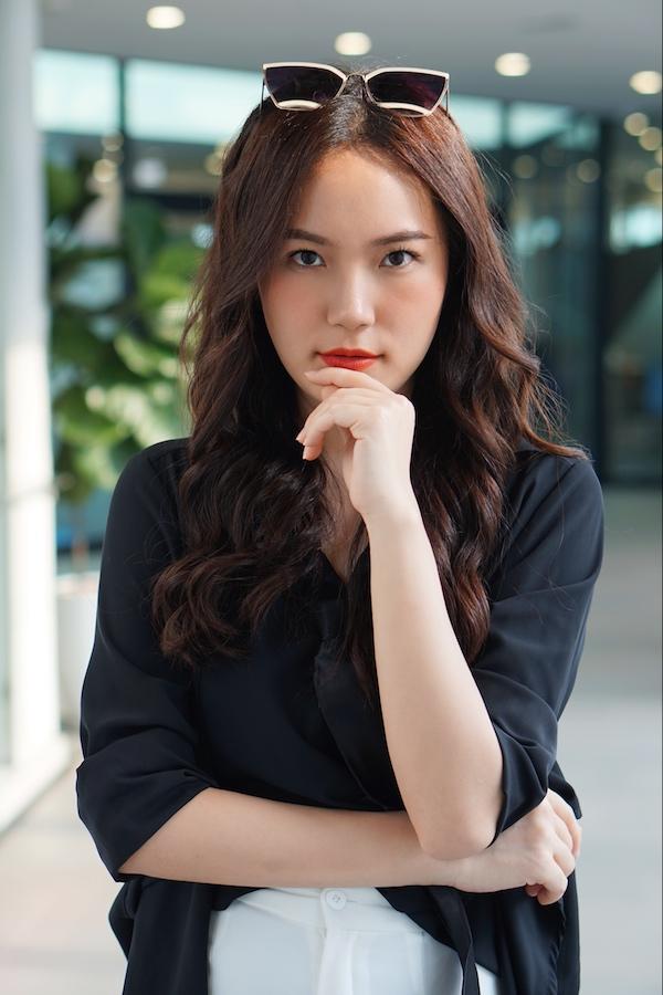 Lý Minh Anh - Sinh viên năm ba, chuyên ngành Quản trị Du lịch, trường Đại học Anh quốc Việt Nam