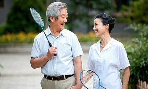 Rèn luyện não bộ cho người cao tuổi