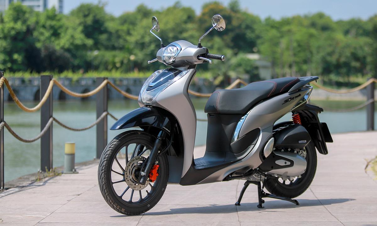 Honda SH Mode thế hệ mới bản cao nhất giá gần 59 triệu. Ảnh: Lương Dũng