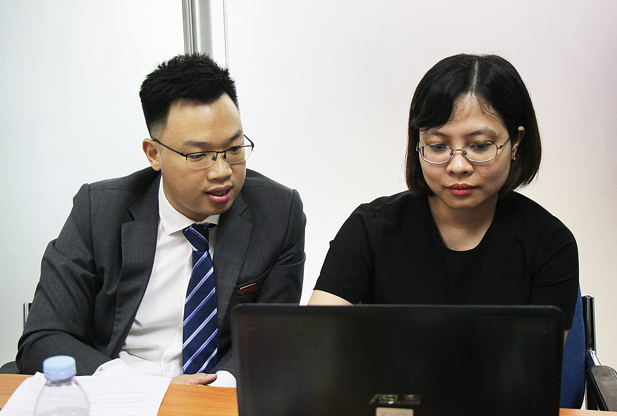 Anh Phan Tuấn Anh chia sẻ, các bạn học sinh hoàn thành chương trình như A Level hay IB sẽ được miễn khóa dự bị chuyên ngành và tuyển thẳng vào các chương trình cử nhân tại BUV.