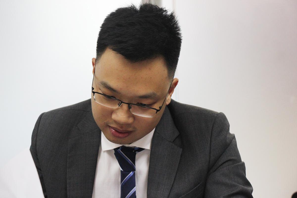 Phan Anh Tuấn - Phó Giám đốc Tuyển sinh và Hợp tác, trường Đại học Anh Quốc Việt Nam.