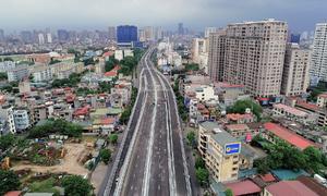 Đường vành đai 2 nghìn tỷ sắp thông xe