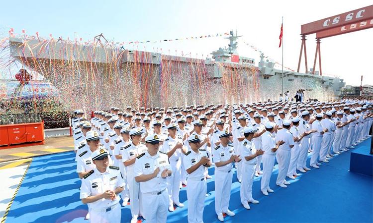 Trung Quốc tham vọng phát triển thủy quân lục chiến cạnh tranh Mỹ