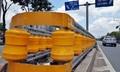 Hộ lan bánh xoay có giúp giảm tai nạn giao thông?