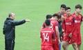 Nâng tầm bóng đá Việt nhìn từ thời Park Hang-seo