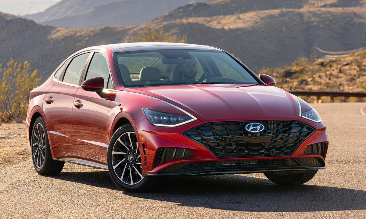 Hyundai Sonata 2021: Giá bao nhiêu, khi nào về Việt Nam?