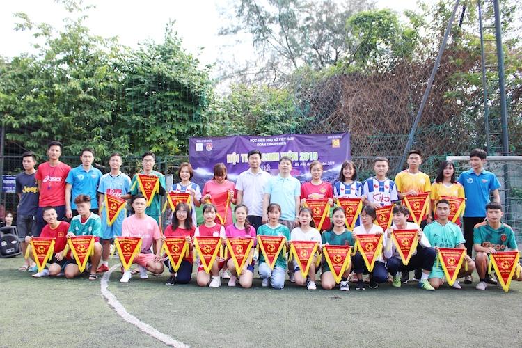 Sinh viên Học viên Phụ nữ Việt Nam.