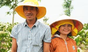 Cuộc sống hạnh phúc của vợ chồng nhiễm HIV