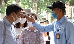 Di tích Hà Nội tái kích hoạt chống dịch