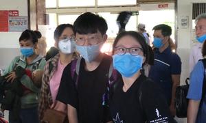 Tàu hỏa tăng chuyến đưa khách rời Đà Nẵng