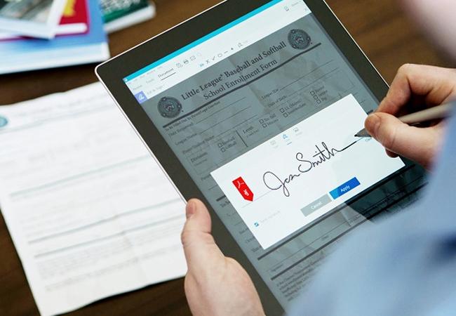 Thị trường chữ ký điện tử dự kiến sẽ tăng trưởng mạnh trong thời gian đến.