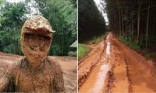 Phượt thủ lấm lem bùn đất vì tin Google Maps