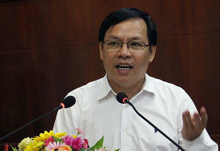 Ông Diệp Dũng, Chủ tịch Hội đồng Quản trị Saigon Co.op. Ảnh: PL TP HCM