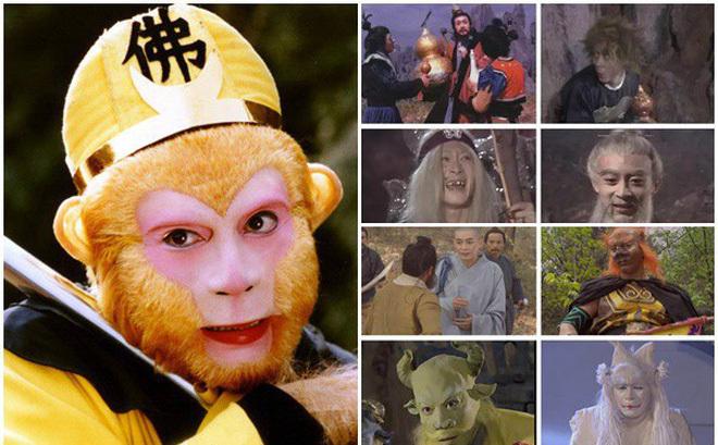 Lục Tiểu Linh Đồng đóng bao nhiêu vai trong phim Tây Du Ký?