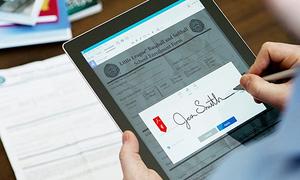 Thị trường chữ ký số dự kiến tăng trưởng kép mỗi năm